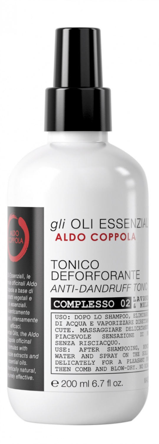 Aldo Coppola Tonico Deforforante 200ml