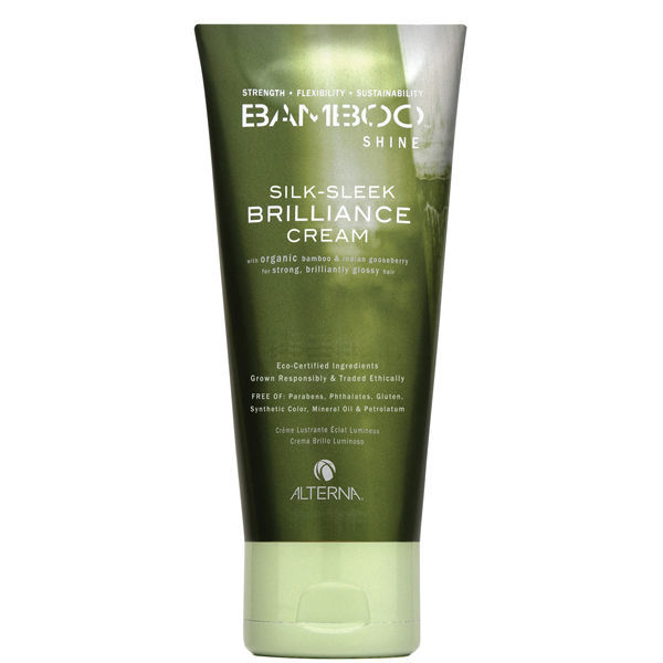 Alterna Bamboo Shine Silk-Sleek Brilliance Cream 125ml.