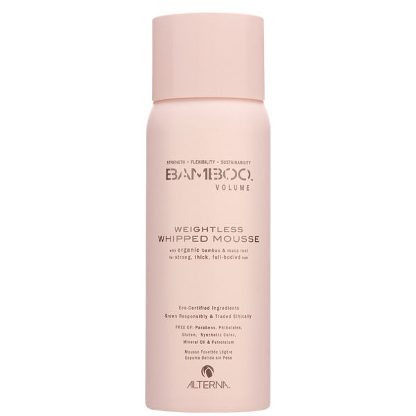 Alterna Bamboo Volume Weightless Whipped Mousse 170ml.