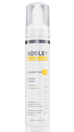 BOSLEY (step 3(желтая)) Thickening Treatment 200ml.