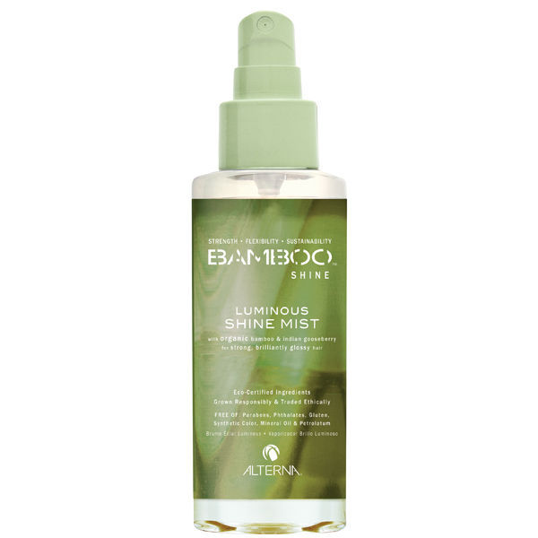 Alterna Bamboo Shine Mist 100ml.