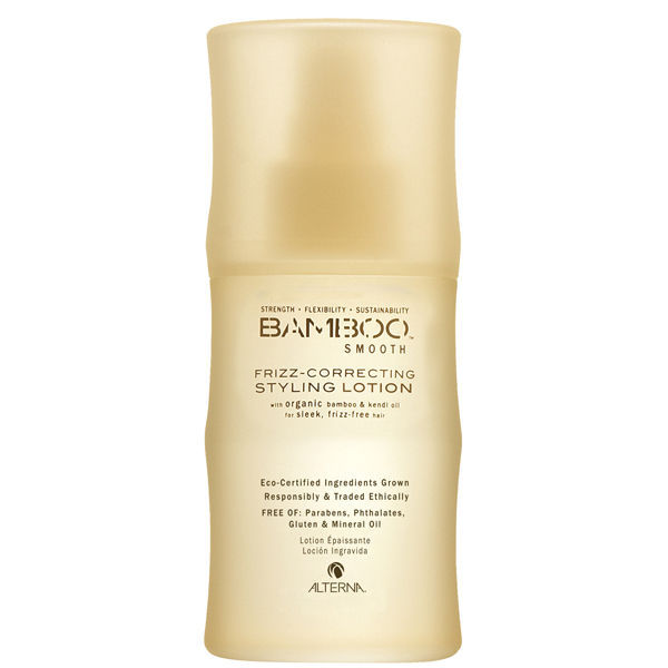 Alterna Bamboo Smooth Frizz-Correcting Styling Lotion 100ml.