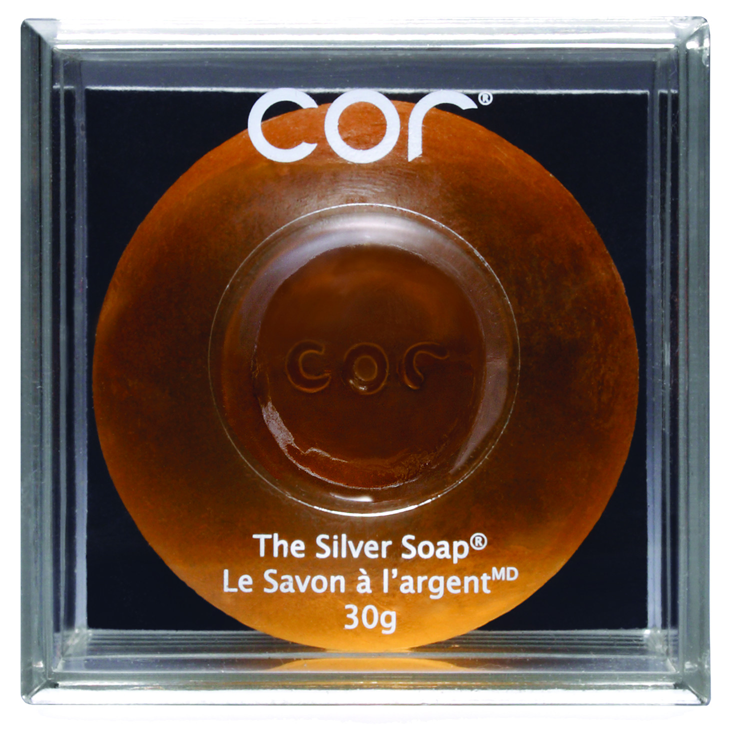 COR The Silver Soap 30g.
