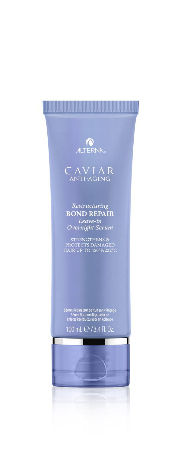 Alterna Caviar Anti-Aging Restructuring Bond Repair Leave-in Overnight Serum 100ml. - интернет-магазин профессиональной косметики Spadream, изображение 30223