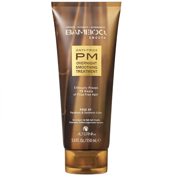 Alterna Bamboo Smooth Anti-Frizz PM Overnight Smoothing Treatment  150 ml