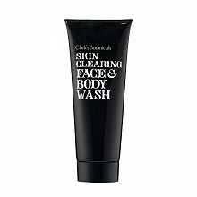 Clark's Botanicals Skin-Clearing Face & Body Wash 220ml.