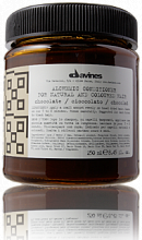 Davines Alchemic Conditioner For Natural And Coloured Hair Chocolate 250 ml.