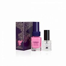 Christina Fitzgerald Carah Golden Pink + Bond 12ml/9ml