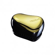 Расческа Tangle Teezer Compact Styler Black/Gold