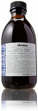 Davines Alchemic Shampoo For Natural And Coloured Hair Silver 280 ml.