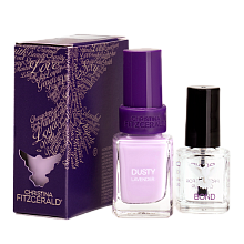 Christina Fitzgerald Dusty Lavender + Bond 12ml/9ml