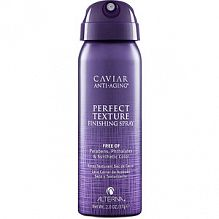 Alterna Caviar Anti-aging Perfect Texture Finishing Spray 50 ml.