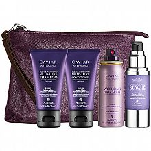 Alterna Caviar Transformation Kit 40ml/40ml/43g/40ml.